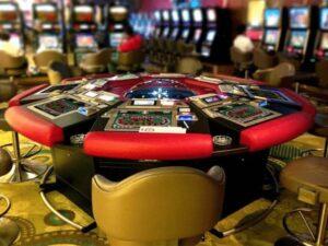 ゴールデンドラゴンホテル&カジノ カジノ