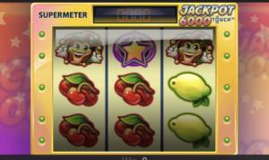 スロット Jackpot6000