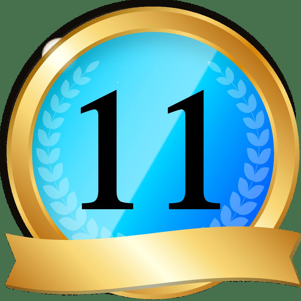 オンラインカジノサイト11位