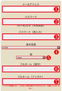 ヴィーナスポイントの 登録方法&口座開設 ステップ3