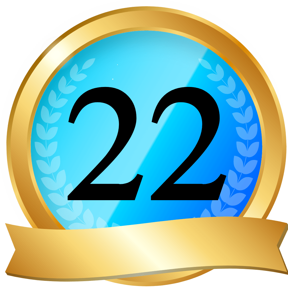 オンラインカジノサイト22位