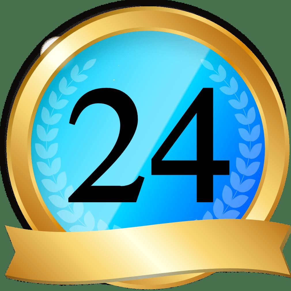 オンラインカジノサイト24位