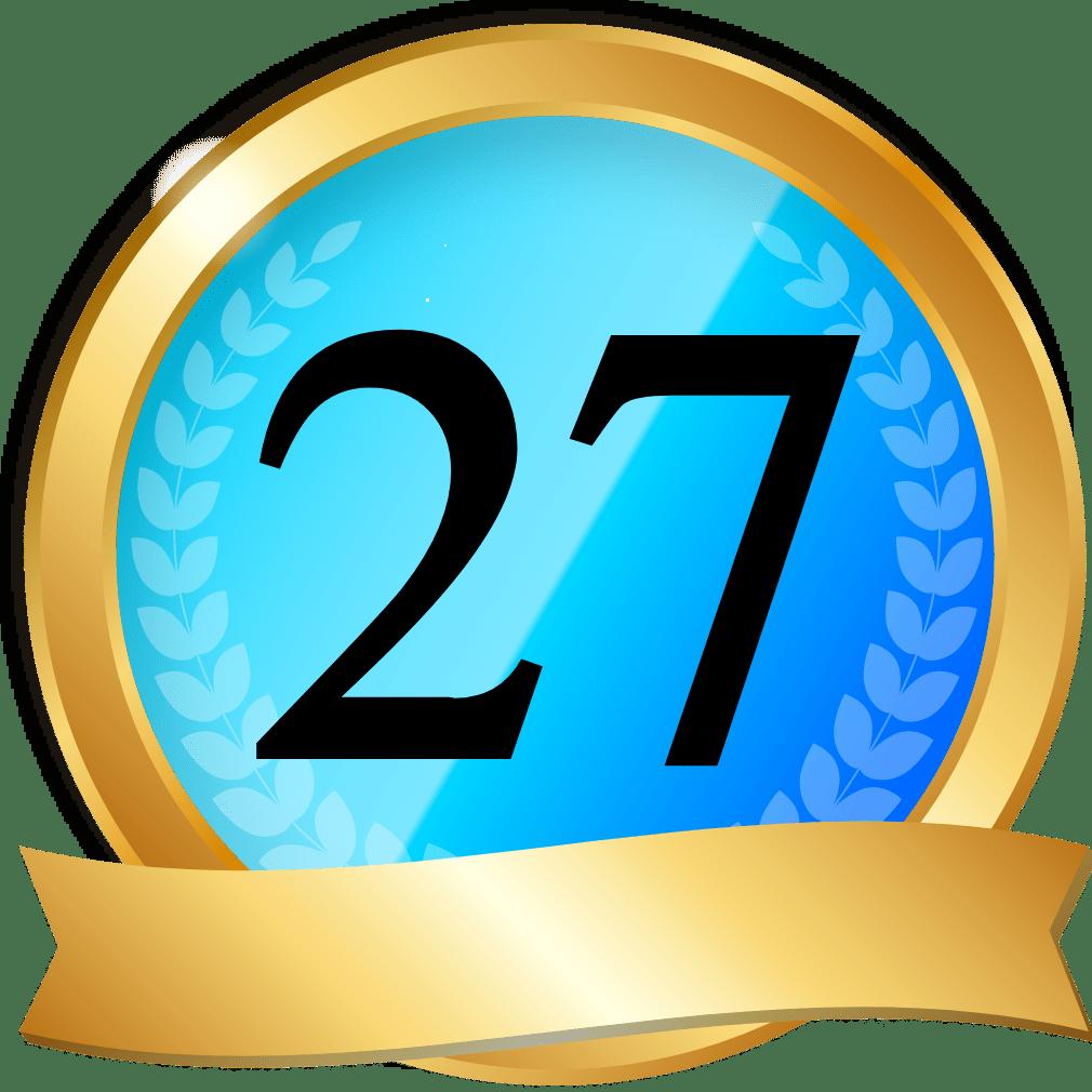 オンラインカジノサイト27位